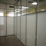 стеклянная перегородка на заказ в Минске