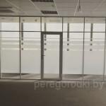 торговые перегородки из стекла