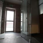 алюминиевая дверь для офиса