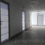 офисные легкие двери