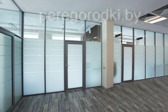 алюминиевые двери для офисов